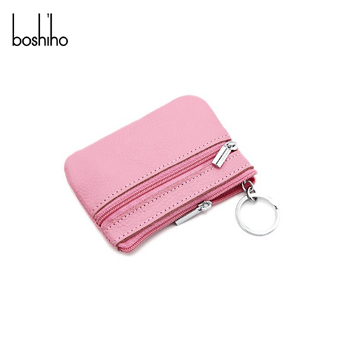 Wholesale top quality women zipper coin purse
