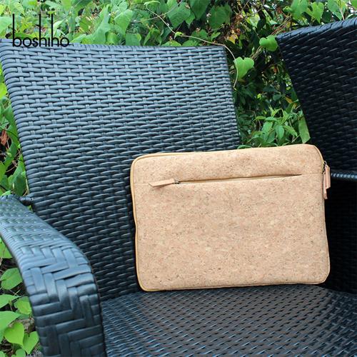 online store 8ab1c 16c69 Boshiho portugal cork Laptop Sleeve Case Zipper Bag 13 Inch for ...