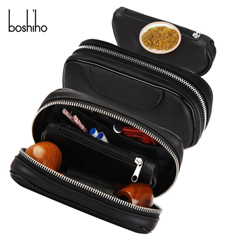tobacco rolling cigaretter pouch for tobacco bag pouch