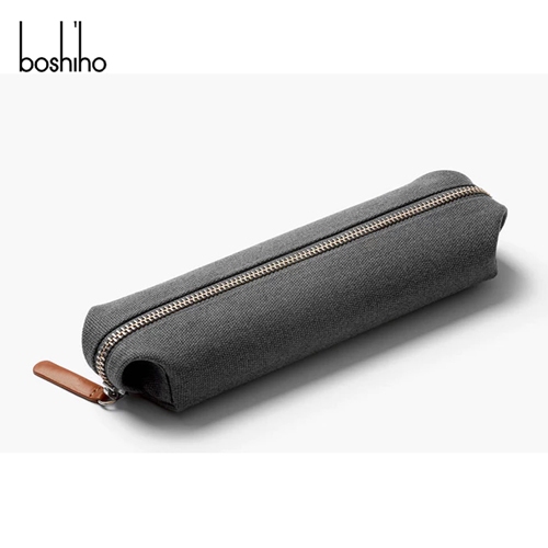 Alibaba hot selling woven fabric pencil case pouch