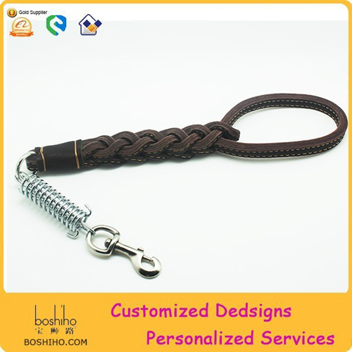 china dog leashes,leather dog leash