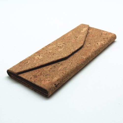 boshiho cork raw material sunglass case custom