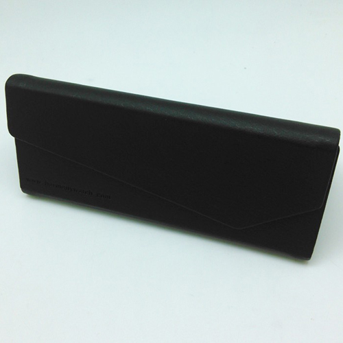 BOSHIHO Cool design PU leather folding glasses case